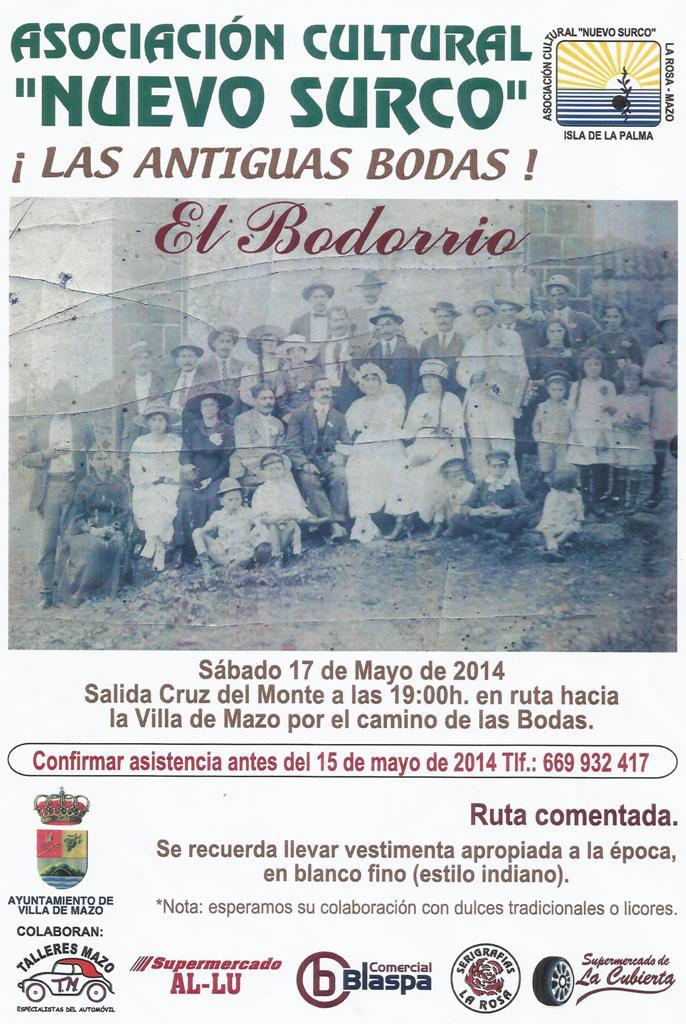 EL BODORRIO 17-05-2014